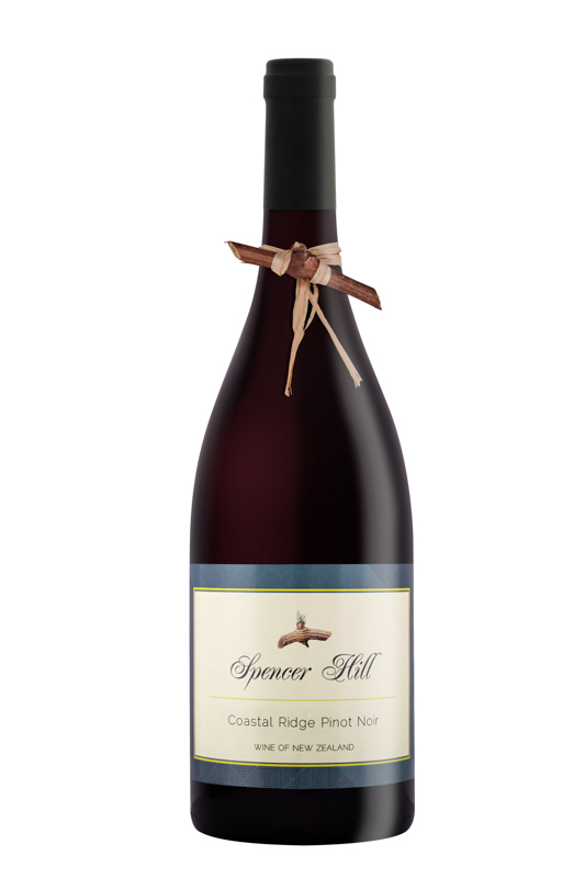 spencer hill costal ridge pinot noir