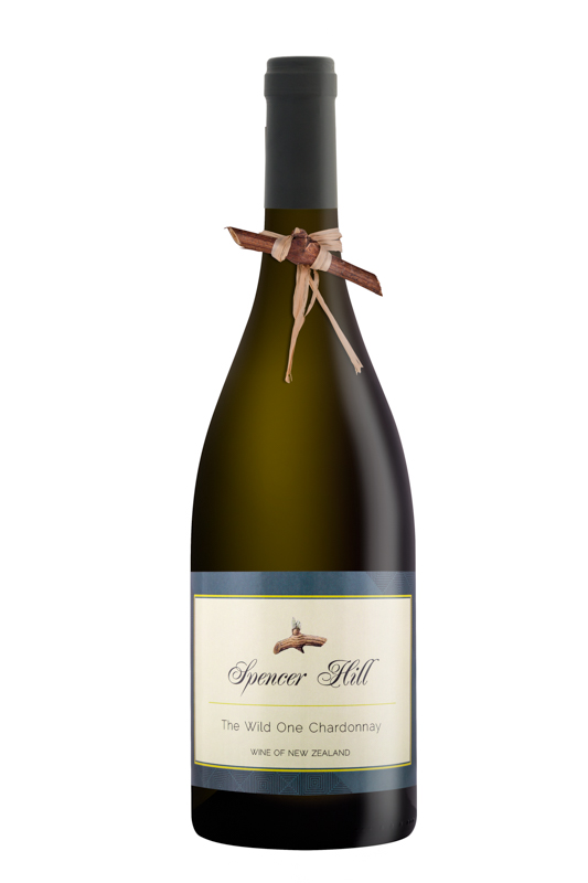 spencer hill the wild one chardonnay