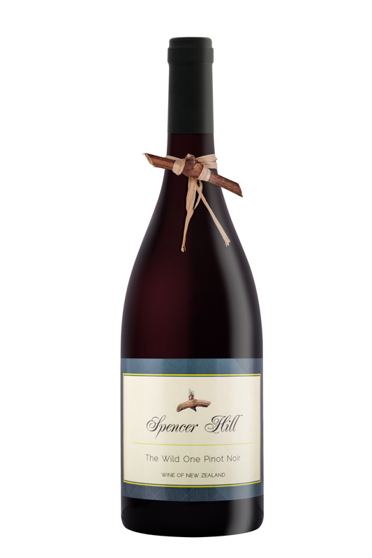 spencer hill the wild one pinot noir